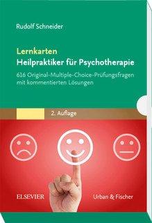 Lernkarten Heilpraktiker für Psychotherapie/Rudolf Schneider