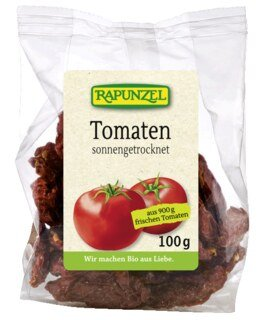 Tomaten sonnengetrocknet Bio - 100 g/