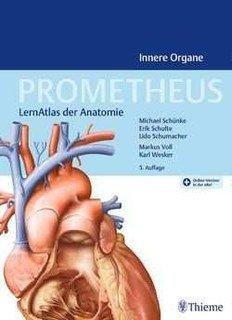 PROMETHEUS Innere Organe/Michael Schünke / Erik Schulte / Udo Schumacher / Markus Voll / Karl Wesker