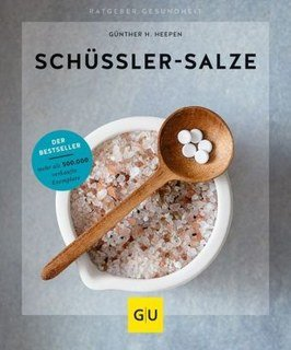 Schüßler-Salze - Das Basisbuch/Günther H. Heepen