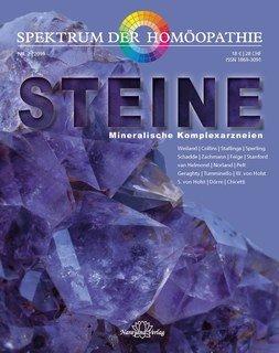 Spektrum der Homöopathie 2019-2, Steine/Narayana Verlag