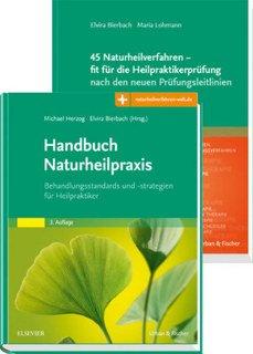 Set Naturheilverfahren für die Heilpraktikerprüfung/Elvira Bierbach / Michael Herzog
