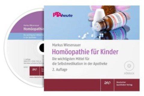 Homöopathie für Kinder - CD/Markus Wiesenauer