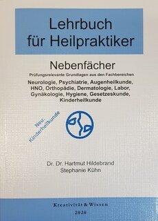 Lehrbuch für Heilpraktiker Nebenfächer/Hartmut Hildebrand