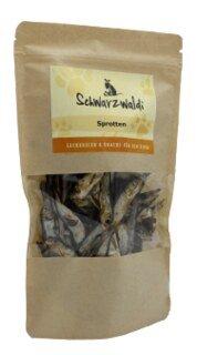 Schwarzwaldi Sprats - 130 g - Dog Food Supplement (snack to nibble)