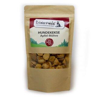 Schwarzwaldi Hundekeks Apfel - Möhre - 150 g (Leckerli)/