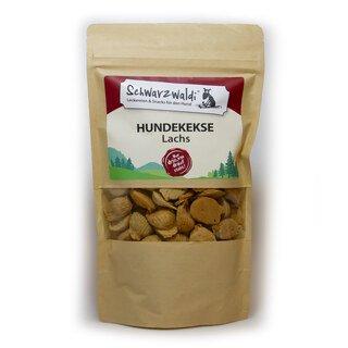 Biscuits pour chien au saumon - Schwarzwaldi - 150 g (friandise)/