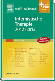 Internistische Therapie - Mängelexemplar/Hans-Peter Wolff / Thomas R. Weihrauch