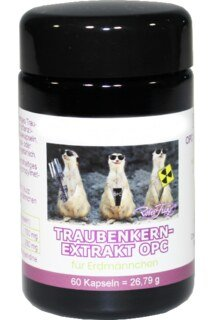 Grapeseed Extract OPC for Meerkats - DOGenesis - from Robert Franz - 60 capsules/