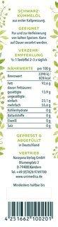 Schwarzkümmelöl gefiltert - 250 ml - von Unimedica
