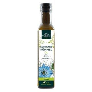 Schwarzkümmelöl gefiltert - 250 ml - von Unimedica/