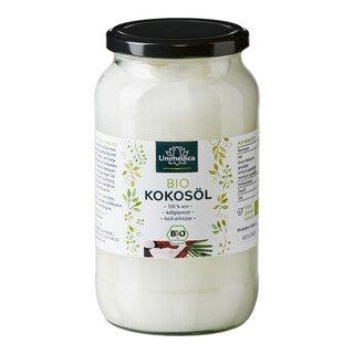 : Kokosöl nativ Bio - 1000 ml - von Unimedica