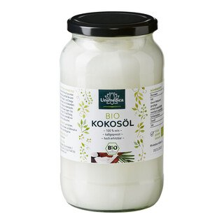 Bio Kokosöl nativ - 1000 ml - von Unimedica/
