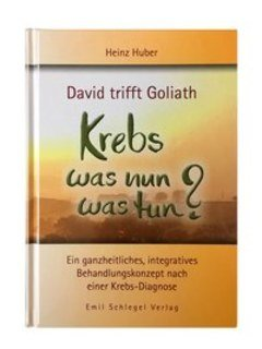 David trifft Goliath - Krebs was nun was tun?, Heinz Huber