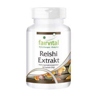 Reishi Extrakt - 90 Kapseln/