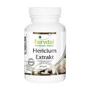 Hericium Extrakt - 90 Kapseln