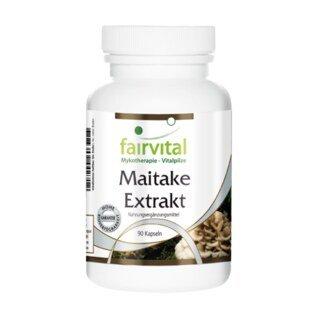 Extrait de Maitake - 90 gélules/