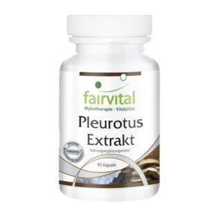 Pleurotus Extrakt - 90 Kapseln