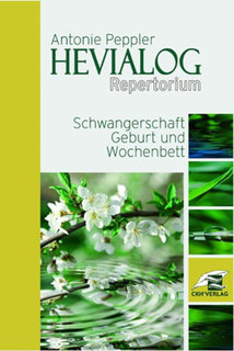 Hevialog Repertorium - Mängelexemplar/Antonie Peppler