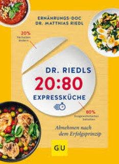 Dr. Riedls 20:80 Expressküche/Matthias Dr. med. Riedl