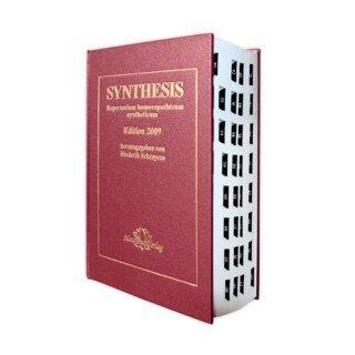 Synthesis 2009 Lexikonformat - Leineneinband/Frederik Schroyens