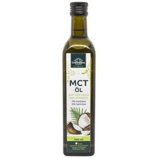 MCT-Öl  C8+C10 - 500 ml - von Unimedica/