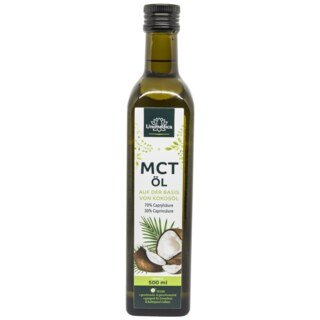 MCT Oil C8+C10 - 500 ml - from Unimedica/