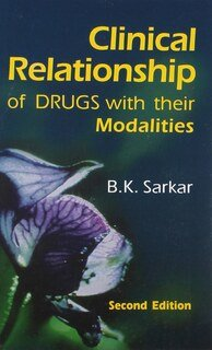 Clinical Relationship of Drugs, B.K. Sarkar