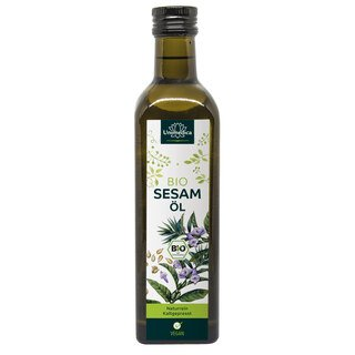 Bio Sesamöl - 500 ml - von Unimedica/
