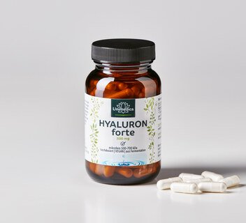 Hyaluron forte - 90 capsules - from Unimedica