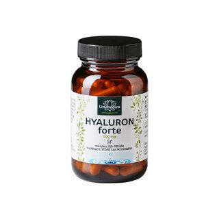 Hyaluron forte - 500 mg dosage élevé - 90 gélules - par Unimedica