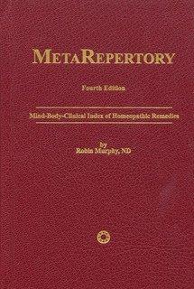MetaRepertory - 4. Edition - Imperfect copy/Robin Murphy