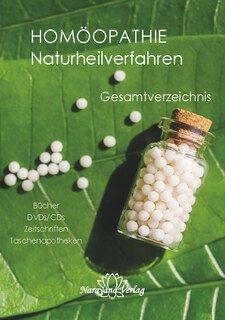 Gesamtverzeichnis homöopathischer Bücher - Katalog, Narayana Verlag