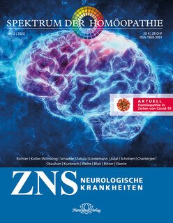 Spektrum der Homöopathie 2020-2, ZNS - Neurologische Krankheiten/Narayana Verlag