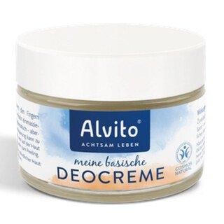Basische Deocreme - 50 ml