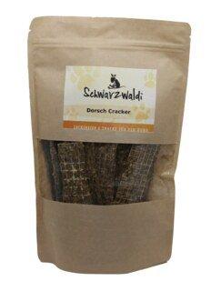 Schwarzwaldi Dorsch Cracker -250g - Complément alimentaire pour chiens (friandise)/
