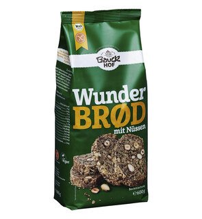 Wonderbread Organic Baking Mixture - 600 g/