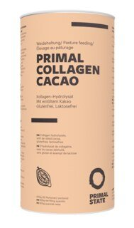 Primal Collagen Cacao (Kollagenprotein) - 600 g/