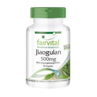 Jiaogulan - 500mg/