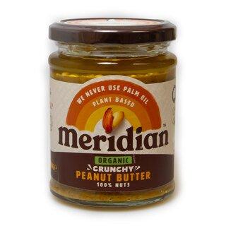 Crunchy Peanut Butter organic - 280g/
