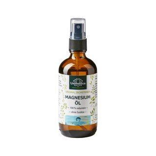 Magnesium Öl - Original Zechsteiner - 100 ml - von Unimedica/