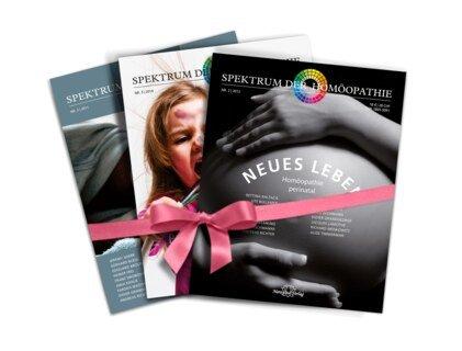 Set - Spektrum der Homöopathie - Homöopathie für Kinder, Narayana Verlag