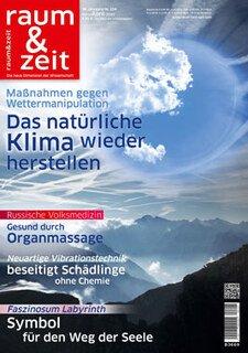 raum&zeit Ausgabe Nr. 224 - März/April 2020/Zeitschrift