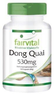 Dong Quai - 530 mg - 100 Kapseln