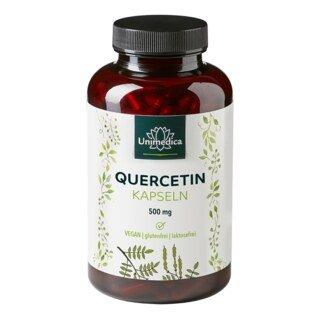 Quercetin - 500 mg - 120 gélules - par Unimedica/