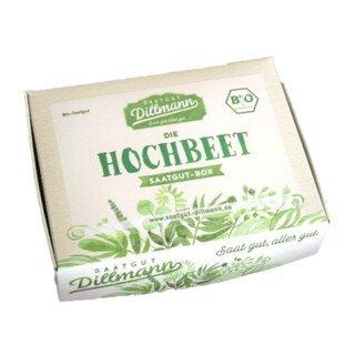 Hochbeet Saatgut-Box Bio/