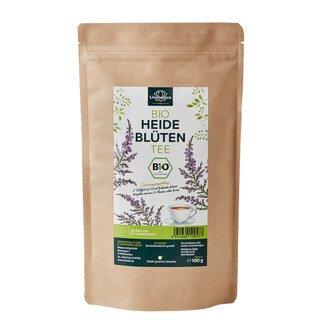 HeideblütenTee Bio (Erikablüten) - 100 g -  von Unimedica/