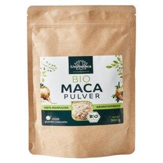 Bio Maca Pulver - 300 g - von Unimedica/
