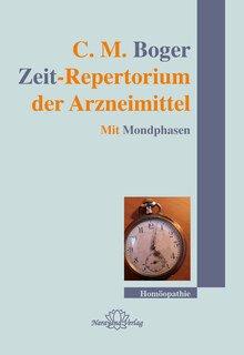 Zeit-Repertorium der Arzneimittel/Cyrus Maxwell Boger