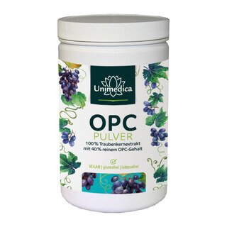 OPC en poudre - contient 40 % d'OPC - 500 g - par Unimedica/